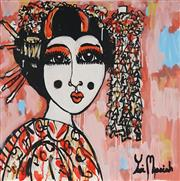 Sale 9062A - Lot 5037 - Yosi Messiah (1964 - ) - The Empress 85 x 85 cm