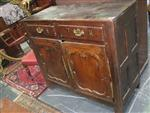 Sale 7919A - Lot 1730 - French Period Chestnut Dresser dated 1878 (176)