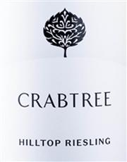 Sale 8494W - Lot 52 - 12 X 2017 Crabtree Hilltop Riesling, Clare Valley