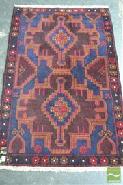 Sale 8515 - Lot 1025 - Persian Balouch (150 x 85cm)