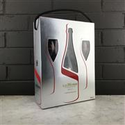 Sale 8933W - Lot 104 - 1x NV Mumm Cordon Rouge Brut, Champagne - in gift box with 2 flutes