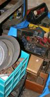 Sale 7670A - Lot 1079 - Large collection of tools, scaffolding equipment etc