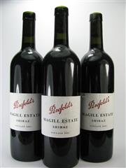Sale 8238B - Lot 84 - 3x 2001 Penfolds Magill Estate Shiraz, Adelaide