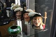 Sale 8283 - Lot 11 - Royal Doulton Character Jugs The Three Musketeers