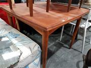 Sale 8740 - Lot 1444 - Parker Butterfly Leaf Extension Dining Table