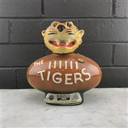 Sale 8933W - Lot 89 - 1x James B Beam 100 Month Old Kentucky Straight Bourbon Whiskey - in novelty The Tigers decanter