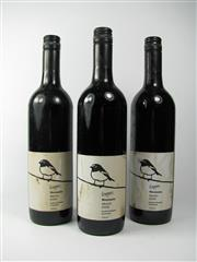 Sale 8335W - Lot 699 - 3x 2006 Logan Wines Weemala Merlot, Central Ranges - stained labels