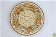Sale 8501 - Lot 21 - Charlotte Rhead Charger