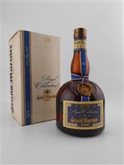 Sale 8531 - Lot 1981 - 1x Grand Marnier Royal Celebration Liqueur, France - special reserve for the marriage of Charles & Diana, 29 July 1981