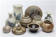 Sale 8681 - Lot 42 - Collection of Studio Pottery