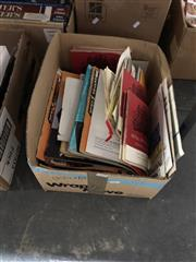 Sale 8759 - Lot 2300 - Box of Music Books, Opera Programmes etc