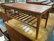 Sale 8859 - Lot 1057 - Timber Coffee Table