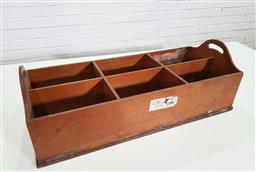 Sale 9188 - Lot 1545 - Timber carry all