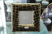 Sale 8098 - Lot 16 - English Hallmarked Sterling Silver Picture Frame