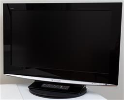Sale 9162H - Lot 74 - A Panasonic LCD TV model no. TX-32LZD800A Serial number DG8440865 Diagonal screen size 78cm with remote