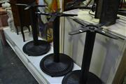 Sale 8031 - Lot 1087 - Set of 3 Table Bases