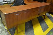 Sale 8528 - Lot 1073 - Avalon Teak Sideboard