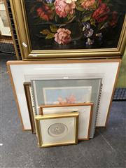 Sale 8891 - Lot 2072 - Group of Assorted Prints and Watercolours