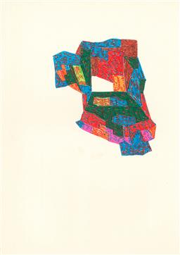 Sale 8991A - Lot 5012 - Lyndon Dadswell (1908-1986) (10 works) - Sketches no. 921 - 930, c1970s various sizes