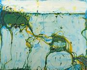 Sale 8961A - Lot 5015 - John Olsen (1928 - ) - Wetlands, 2000 75.5 x 94 cm (sheetsize: 86 x 104 cm)