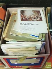 Sale 8900 - Lot 68 - Collection of Lawsons Auction Catalogues