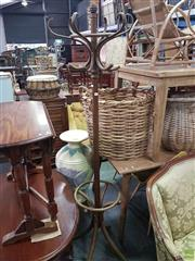 Sale 8566 - Lot 1223 - Bentwood Coat Stand
