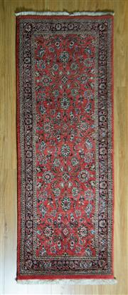 Sale 8693C - Lot 70 - Super Fine Persian Bidjar 190cm x 121cm