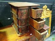 Sale 8648 - Lot 1006 - Chest of Sewing Drawers