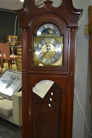 Sale 8066 - Lot 1054 - Reproduction Grandfather Clock