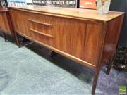 Sale 8421 - Lot 1067 - McIntosh Rosewood Dungiven Sideboard