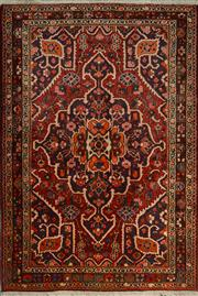 Sale 8402C - Lot 10 - Persian Bakhtiari 205cm x 140cm