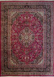 Sale 8439C - Lot 60 - Persian Kashan 342cm x 250cm