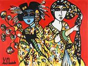 Sale 8853A - Lot 5048 - Yosi Messiah (1964 - ) - Life Is Beautiful 75 x 100cm