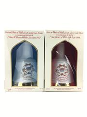 Sale 8553W - Lot 5 - 2x Bells Royal Birth Blended Scotch Whisky