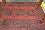 Sale 8115 - Lot 1225 - Afghan Hand Knotted Turkoman (150 x 90cm)