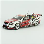 Sale 8271 - Lot 11 - CLASSIC CARLECTABLE HOLDEN VE COMMODORE 2010 HRT GARTH TANDER #2 1:18 RRP $215