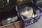 Sale 8189 - Lot 2110 - 2 Crates of Vintage Records