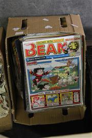 Sale 8169 - Lot 2224 - Box of Comics incl. Mad & Beano,