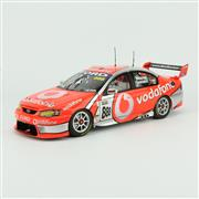 Sale 8271 - Lot 13 - CLASSIC CARLECTABLE FALCON BF 2007 BATHURST WINNER LOWNDES/WHINCUP #888 1:18 RRP $175