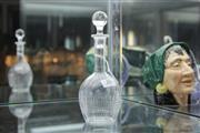 Sale 8342B - Lot 1 - Baccarat Crystal 'Nancy' Cordial Decanter