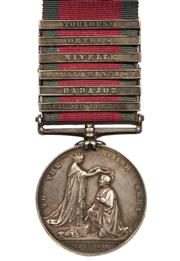 Sale 8057 - Lot 52 - Jas Fleetwood Lieut 78th Foot Military General Service War Medal 1848