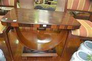 Sale 8331 - Lot 1075 - Deco Hoop Base Table