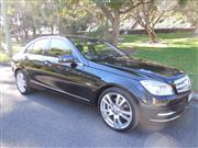 Sale 8392V - Lot 1 - Mercedes Benz C220 CDI Avantgarde Sedan W204.2.21 Turbo Diesel...