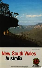 Sale 8696A - Lot 5060 - Colin Beard - Australia, New South Wales: So much to see and do 98.5 x 62cm