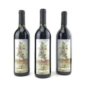 Sale 8804 - Lot 644 - 3x 1996 Howard Park Cabernet Merlot, Western Australia - in original timber case