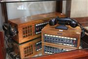 Sale 8351 - Lot 99 - Vintage Switchboards