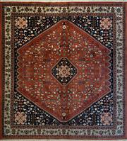 Sale 8439C - Lot 65 - Persian Abada 265cm x 248cm