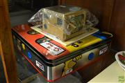Sale 8563T - Lot 2362 - Simpsons Branded Chess Set, Simpsons Branded Abbey Road and a Panda Toy