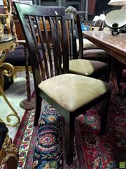 Sale 8580 - Lot 1041 - Set of 6 Modern Dining Chairs