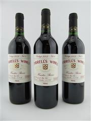 Sale 8385 - Lot 667A - 3x 2002 Tyrrells Vat 9 Shiraz, Hunter Valley